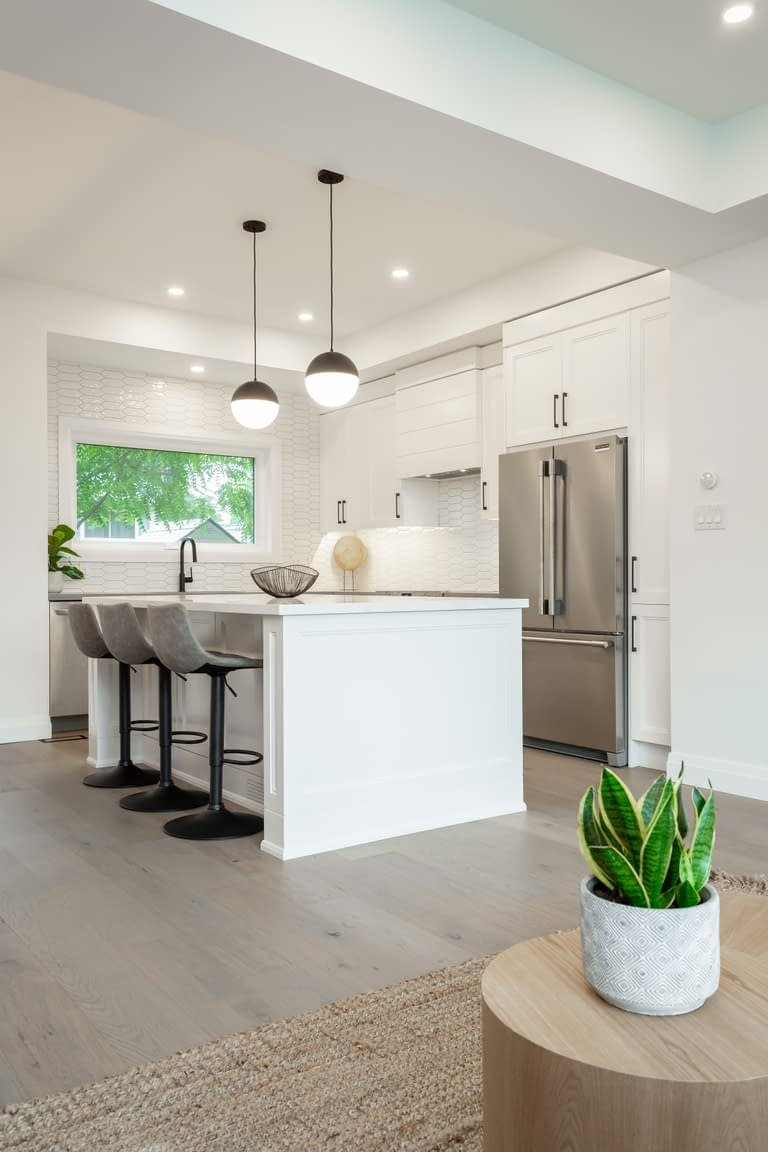 modern and bright gourmet kitchen for 3475 GENEVA PLACE Real Estate Listing